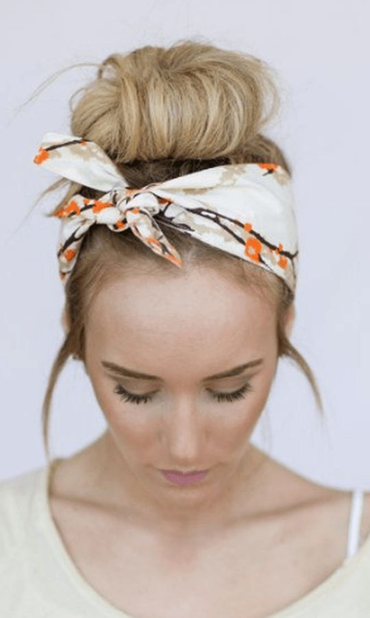55 idées pour s'attacher les cheveux avec classe Hair