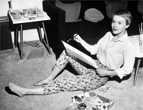 A History of Style: Fashion Inspired by Jean Seberg – College Fashion
