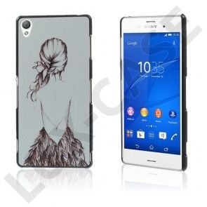 Persson (Tegnet pige) Sony Xperia Z3 Cover