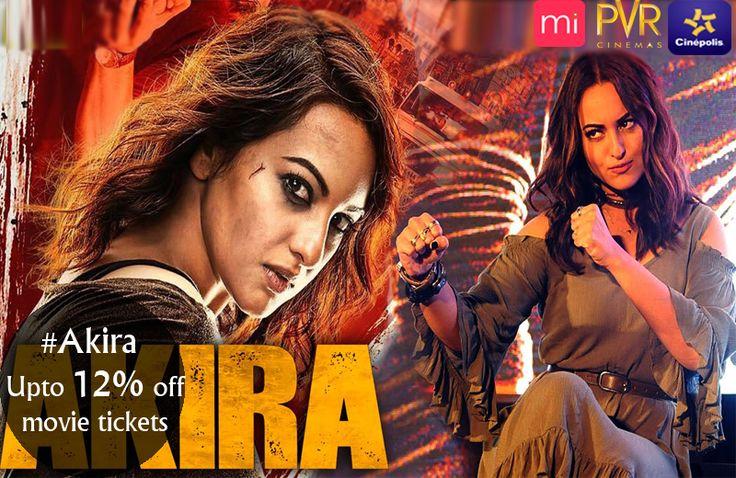 #Akira #movie Enjoy upto 12% off on movie tickets at #PVR #cinepolis through mizon. Get it #vouchers #Googleplaystore & #iOS http://onelink.to/r25rmb