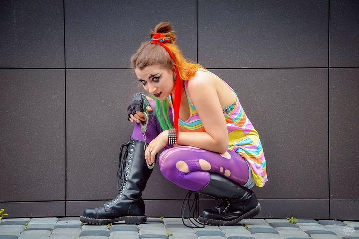 Original - Betty OneShot Cosplayer - Tail