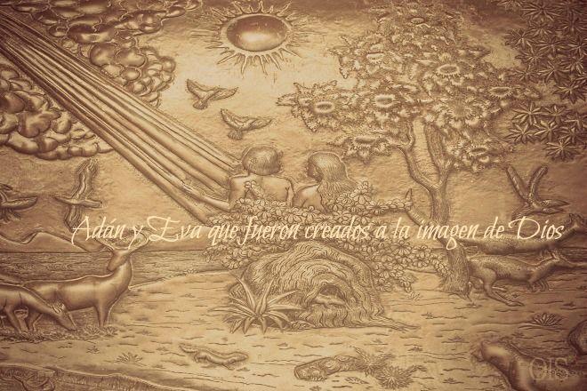 """Existe Dios Madre además de Dios Padre = A través de #Adán y #Eva que fueron creados conforme a la imagen de Dios podemos entender que existen Dios Padre y Dios Madre.En el Antiguo Testamento de la Biblia, Dios se señala a sí mismo en forma plural """"Elohim"""", no """"El"""" de forma singular. Nuestra Creador es Dios #Elohim, #Dios_Padre y #Dios_Madre."""