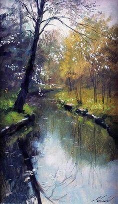 Serguei Toutounov ; astonishing, masterful art.