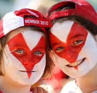 Sydney Swans supporters