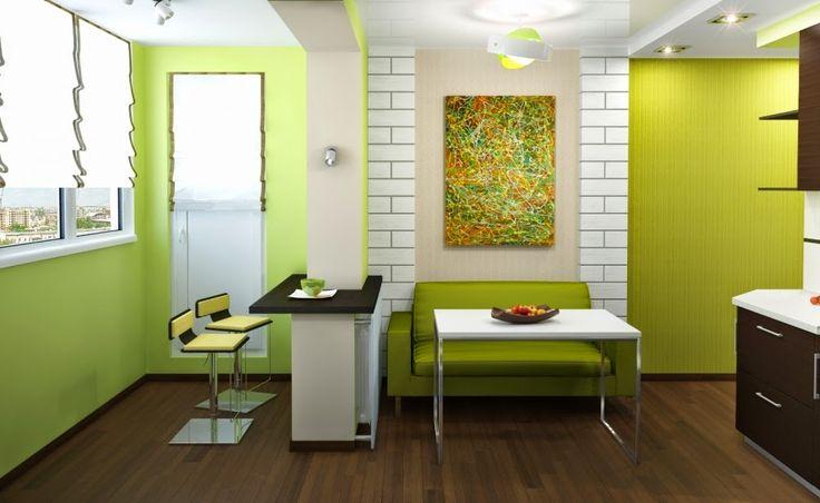 green studio small flat - Szukaj w Google