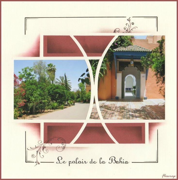 Le palais de la Bahia