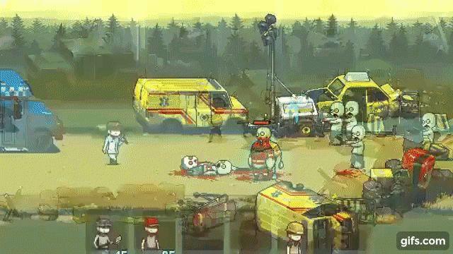 DEAD AHEAD - l'apocalisse zombie è arrivata su iPhone e Android! Dead Ahead: Zombie Warfare per iPhone e Android è un gioco di sopravvivenza con meccaniche gestionali davvero impressionati!  Lo scopo del gioco è semplice: dovrete sopravvivere livello dopo livell #videogiochi #android #iphone #zombie