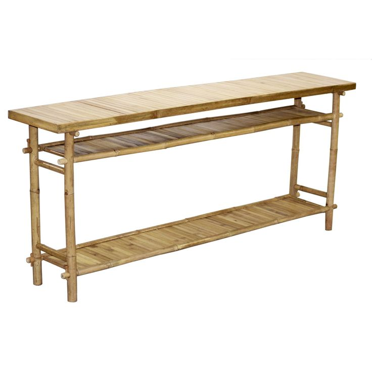 Bamboo54 71-in. Long Sofa Table - 5873