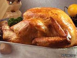 Classic Roast Turkey - Don't go into your Thanksgiving dinner without an easy turkey recipe like this!