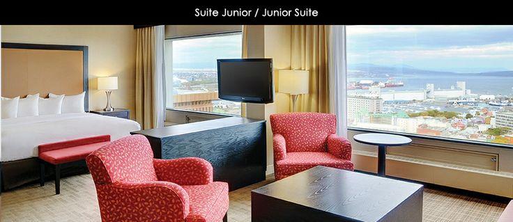 Hilton Quebec's Riverview - Vue sur le fleuve, Hilton Québec