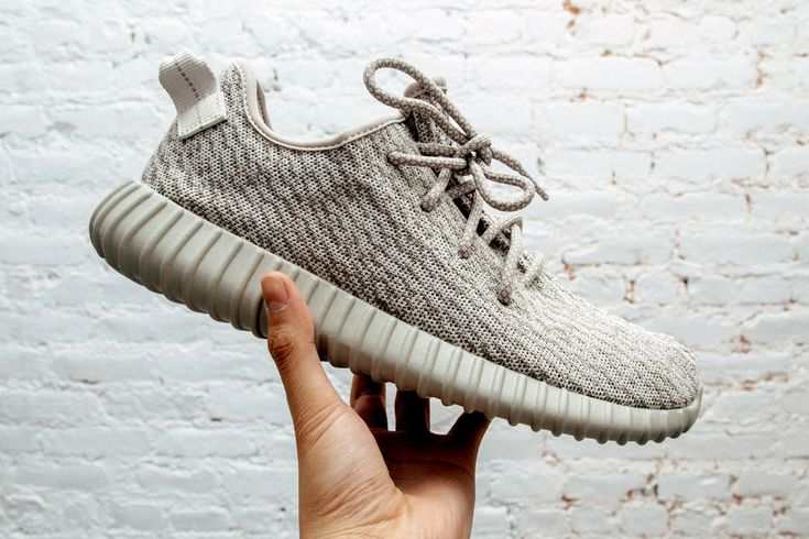 "A Closer Look at the adidas Originals Yeezy Boost 350 ""Moonrock"""