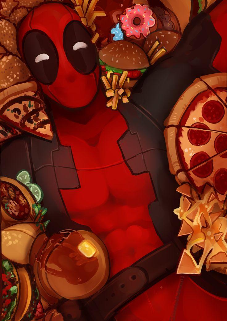 299 besten Deadpool Bilder auf Pinterest | Marvel-universum, Marvel ...