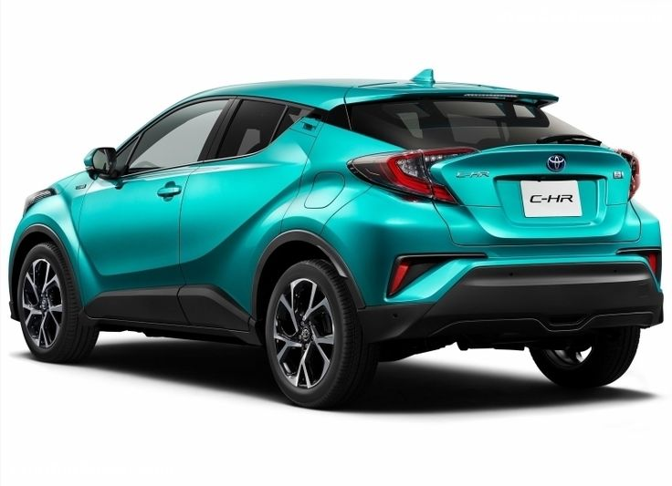 Toyota C-HR 2017 poster | Poster and Toyota