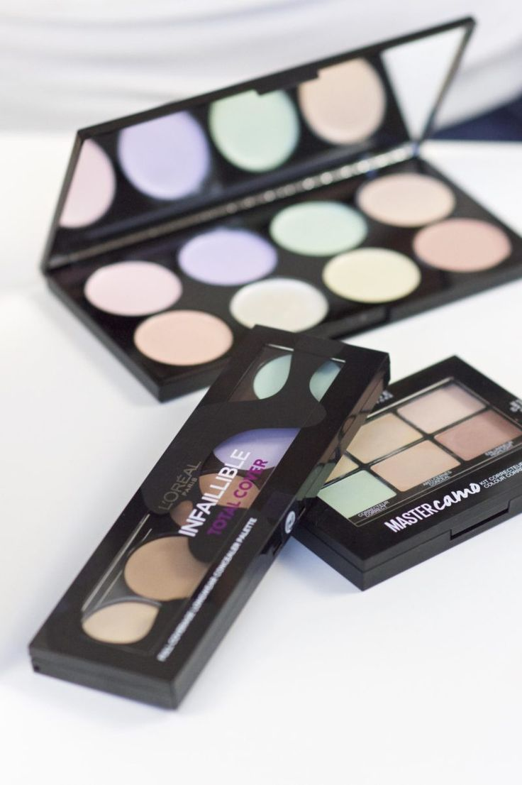 New In: Colour Correcting Palettes | MadeFromBeauty.co.uk