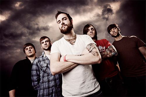 August Burns Red - Saw them at the Orpheum - AP Fall Tour 2010 with Bring Me the Horizon
