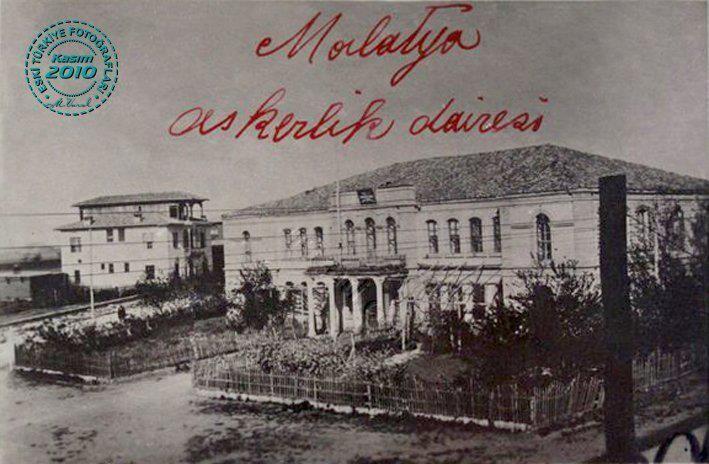 Malatya, Askerlik dairesi 1930 'lu yıllar olmalı...
