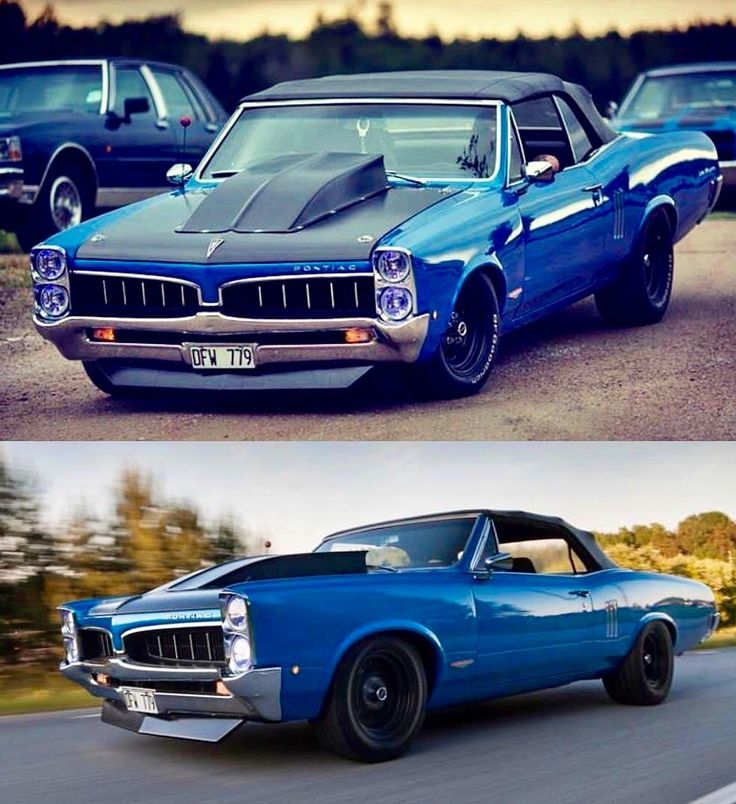 Pin by Mccarriher on GTO Muscle cars, Classic cars