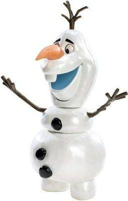 Снеговик Олаф Disney Frozen Mattel CBH61