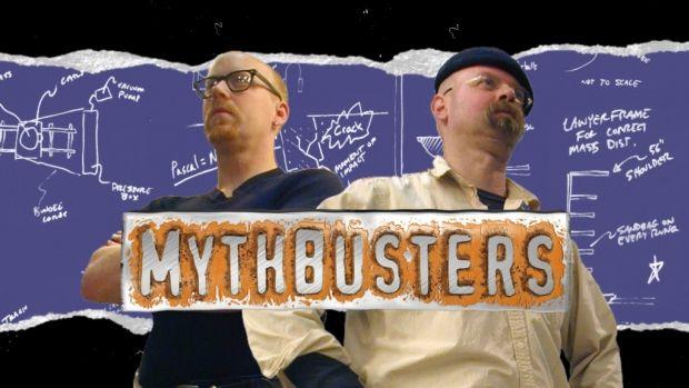 bořiči mýtu