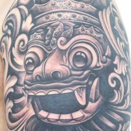 barong tattoo - Google-haku
