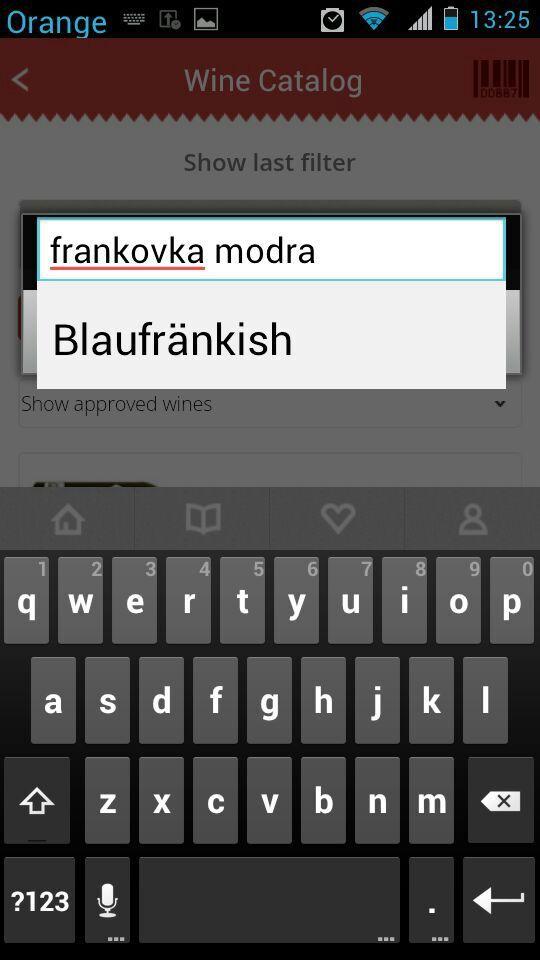 101CORKS, multilingual search