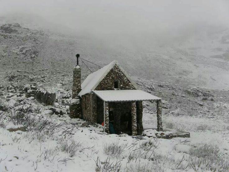 Hikers hut Matroosberg