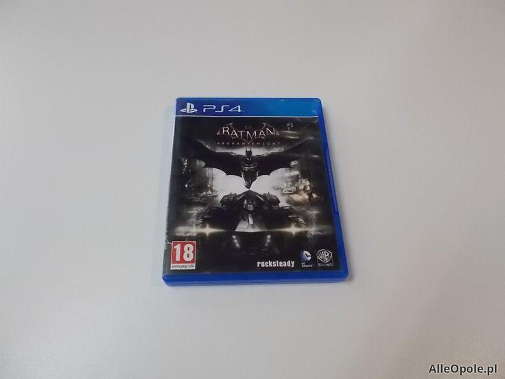 Batman Arkham Knight - GRA Ps4 - Opole 0452 (Opole)