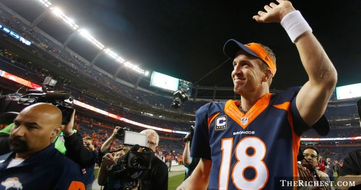 Top Peyton Manning NFL records - http://www.therichest.com/sports/football-sports/peyton-mannings-top-10-nfl-records/