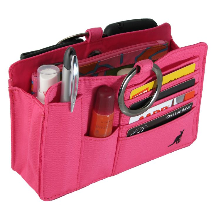 Pouchee Handbag Organiser. Switch handbags in an instant and keep all your handbag items fully organised and easy to find with our gorgeous Handbag Organiser. More info available online at SecretFashionFixes.com http://bit.ly/1ilZVkh