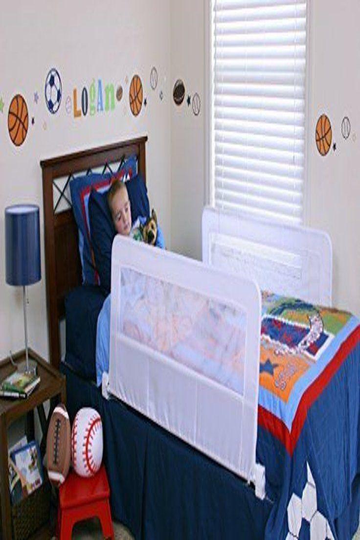 42 58 Regalo Double Sided Swing Down Bedrail White Regalo Double Sided Swing Down Bedrail White Blue