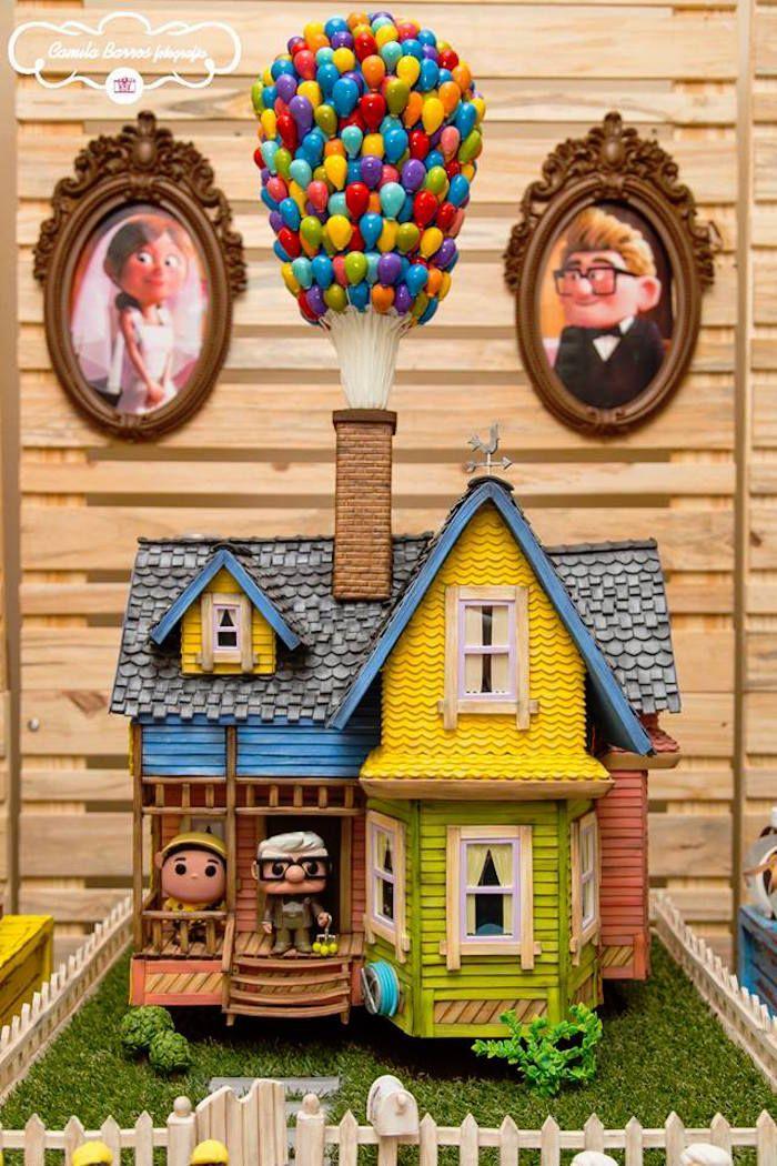 Disney's UP Inspired Birthday Party