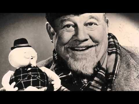 "The original recording of ""Ghost Riders in the Sky"" by Burl Ives (February 1949)."