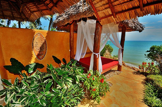 ZanziResort - lovely intimate gazebo