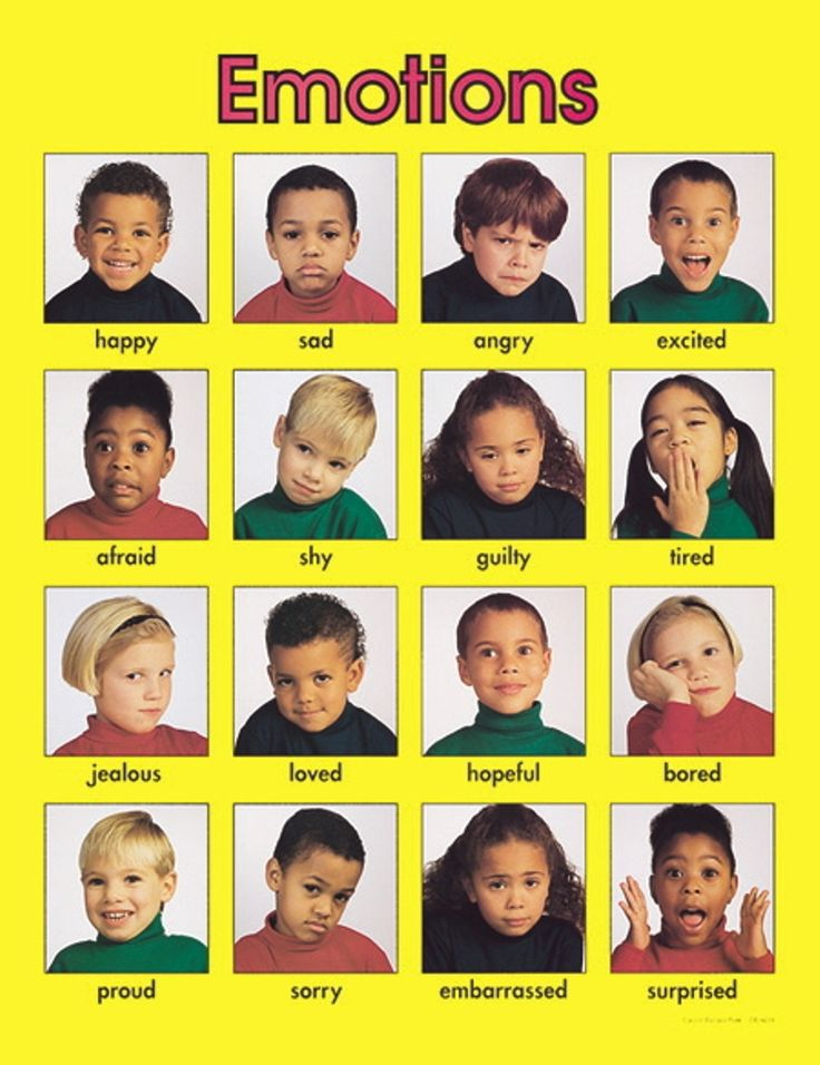 Feelings Charts and Feeling Faces | ERMHS | Teaching ...
