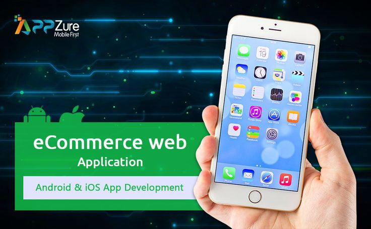 Start selling online today with eCommerce mobile app : www.appzure.com  #Mobile #Application #Native #Android #iOS #iPhone #Development #Ecommerce #Selling #Online #Store #Business #Enterprises