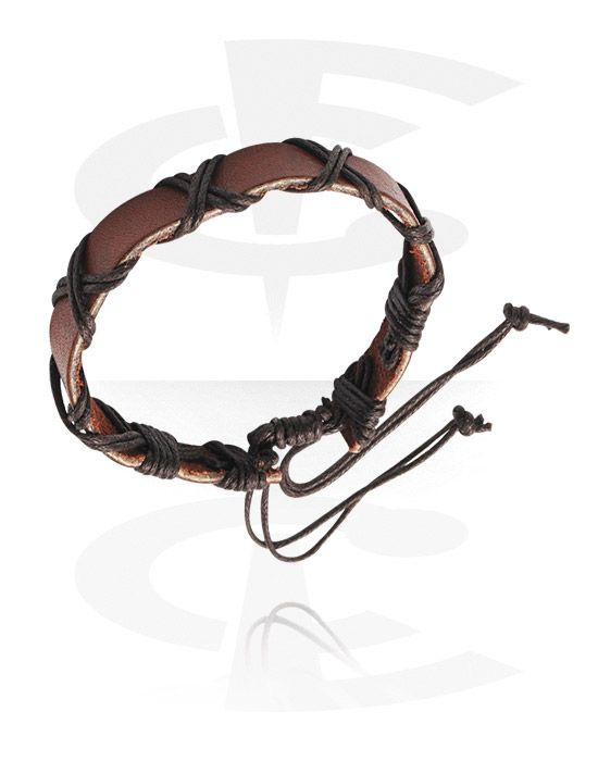 Bracelet (Leather) | Crazy Factory online jewelry shop