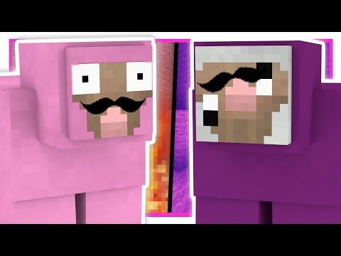 PURPLE SHEP MAKES A YOUTUBE CHANNEL!! | Minecraft - YouTube