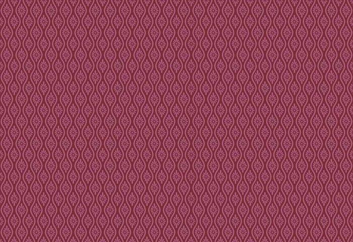 טפטים - עיטורי פרחים פוקסיה