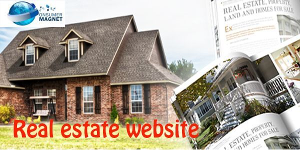 Real estate websites can be seen attractive by postingvideos & images of any preferred land or house that could be an eye catching view for the viewers. http://www.qrdigitalsolutions.com/