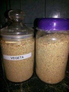 vegeta és még több fűszerkeverék