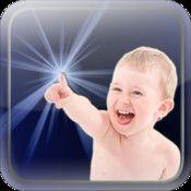 Sound Touch - Pekbok för de yngsta barnen | Pappas Appar
