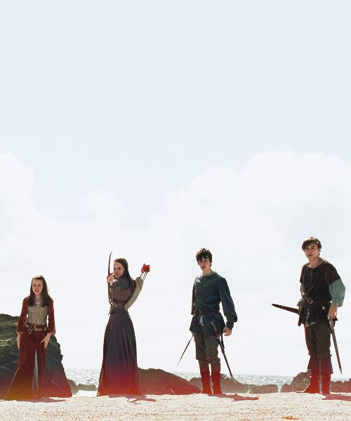 The Four - the Chronicles of Narnia, Prince Caspian