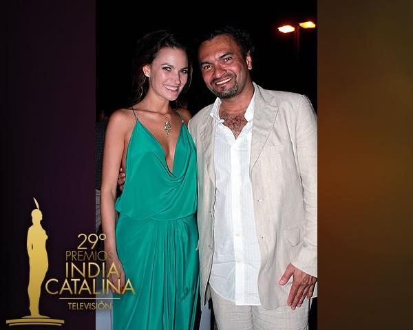 Juliana Galvis y Diego Vásquez