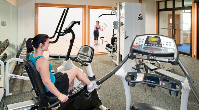 Fitness Center Summit Resort Amenities Nhresort Vacation Fitness Fitness Center Indoor Pool Resort