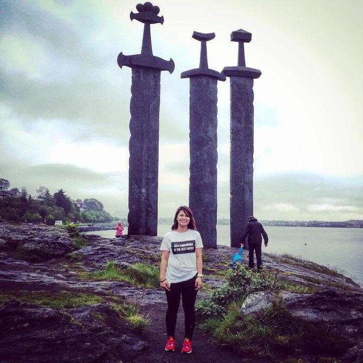 Sword in Stone, Stavanger Norway