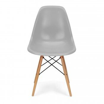 Eames Cool Grey DSW Chair