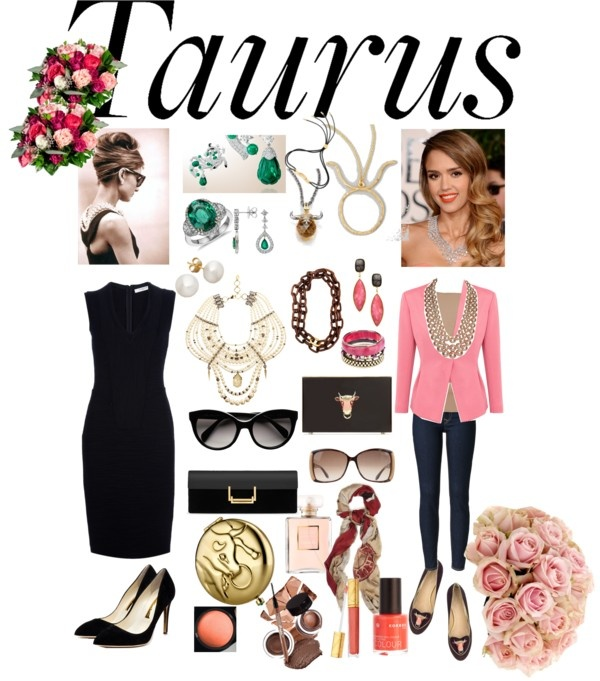 """""""Taurus-Woman Style!!!"""" by aphrodite-bartzila ❤ liked on Polyvore"""