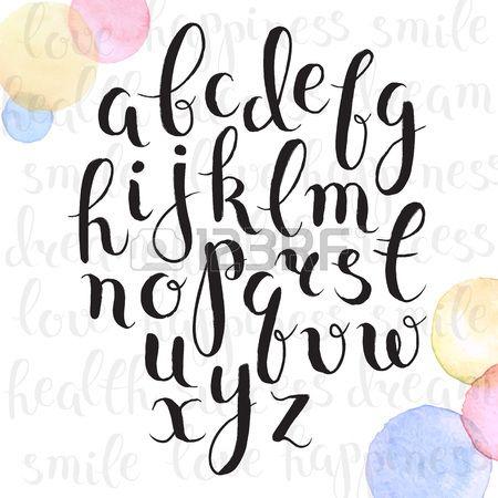 Les 25 meilleures id es de la cat gorie typographie Pinterest calligraphy