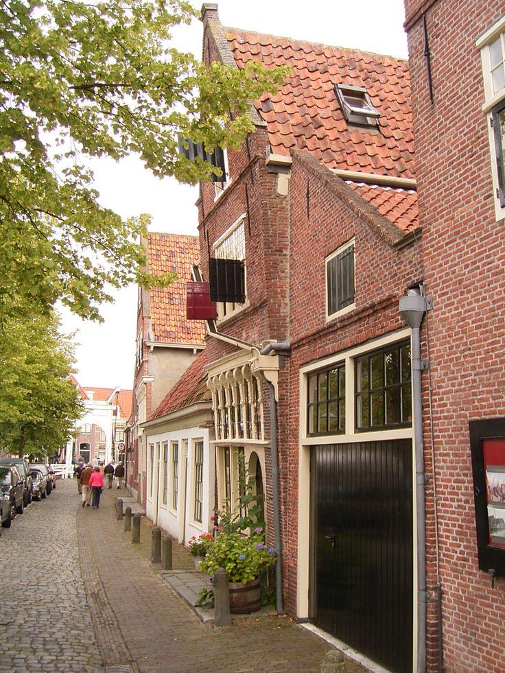 Munnickenveld, met het oude huisje waar Margreet van Hoorn (schrijfster) heeft gewoond.