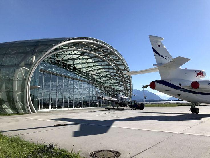 RedBull Hangar 7 a Salisburgo -  Un itinerario di 4 giorni a Salisburgo e nel salisburghese, alla scoperta della città di Mozart e della musica, tra sfarzosi palazzi barocchi, inespugnabili fortezze e montagne innevate.